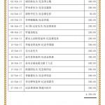 2017年2月份捐献名单