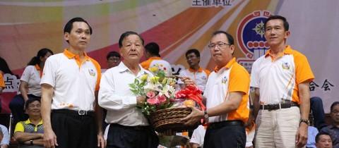 2017年全柔华文独中球类锦标赛